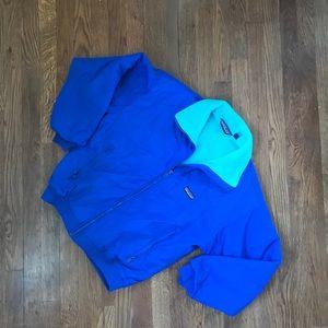 Vintage Patagonia Fleece Lined Bomber Jacket